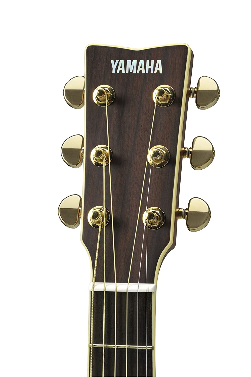 Yamaha L Series Ls6 Concert Size Acoustic Electric Taylor Guitar Wiring Diagram Rosewood Natural Musical Instruments