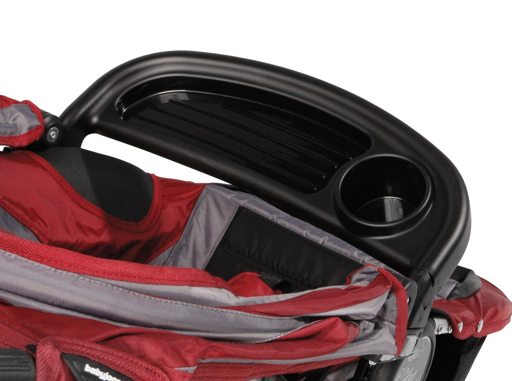 Baby Jogger Child Tray - Black - One Size - City Mini/Classic/Elite/Summit by Baby Jogger (Image #3)
