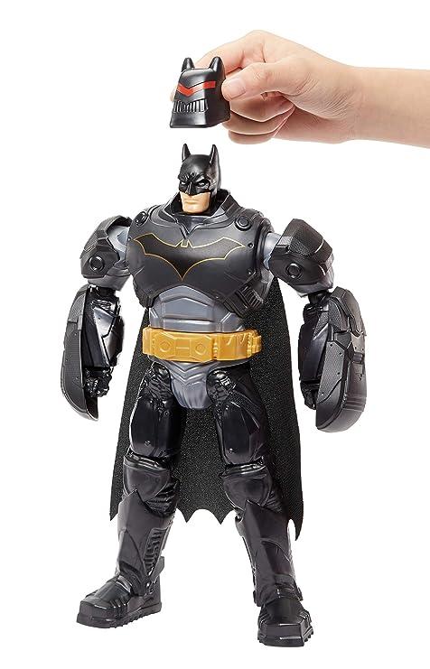 Batman Missions Thrasher Armor Deluxe Figure