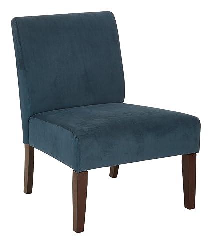 Surprising Amazon Com Ave Six Laguna Accent Chair With Espresso Finish Machost Co Dining Chair Design Ideas Machostcouk