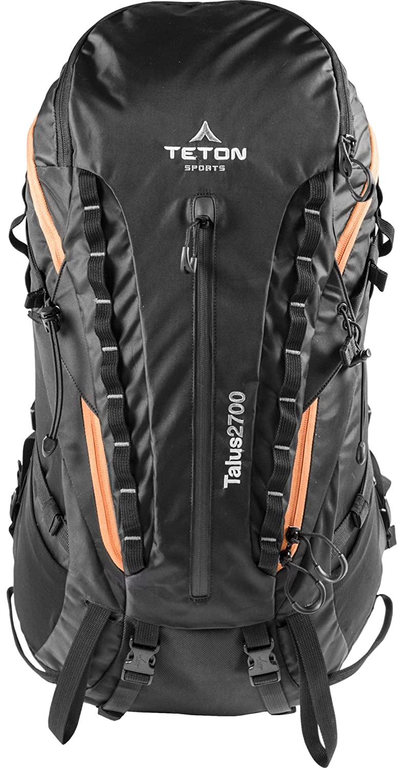 TETON Sports Talus 2700 Backpack Ultralight Backpacking Gear; Hiking Backpack for Camping, Hunting, Mountaineering, and Outdoor Sports; Free Rain Cover Included by Teton Sports   B016ZXEDOE