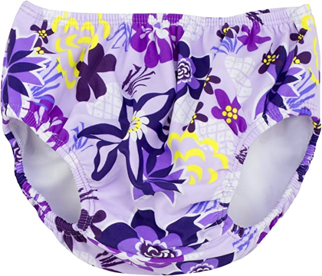 Tuga Boys Reusable Swim Diapers 2-Pack UPF 50 Sun Protection Swimwear