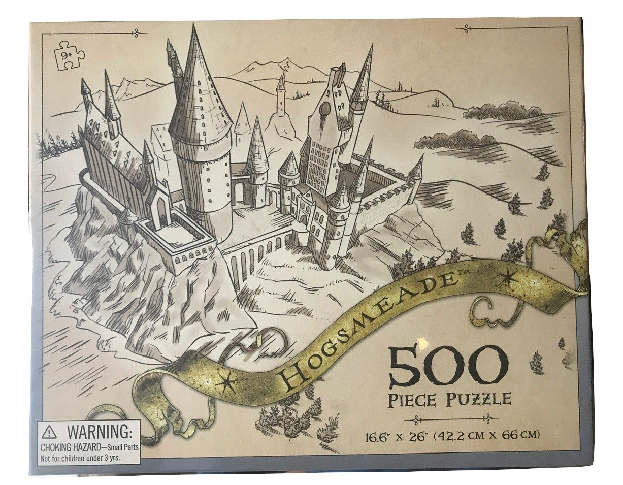 Universal Studios Wizarding World of Harry Potter Park Marauders Map Jigsaw P... Sonstige