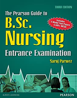 buy b sc nursing entrance guide book online at low prices in india