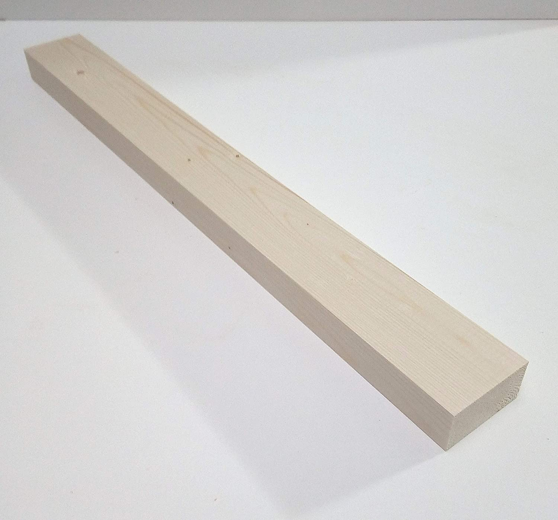 3x5x10cm lang. 5cm breit Sonderma/ße 1 St/ück 3cm starke Holzleisten Kanth/ölzer Bretter Fichte//Tanne massiv