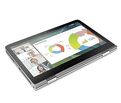 "HP Spectre Pro x360 G2 2.6GHz i7-6600U 13.3"" 2560 x 1440Pixeles Pantalla"