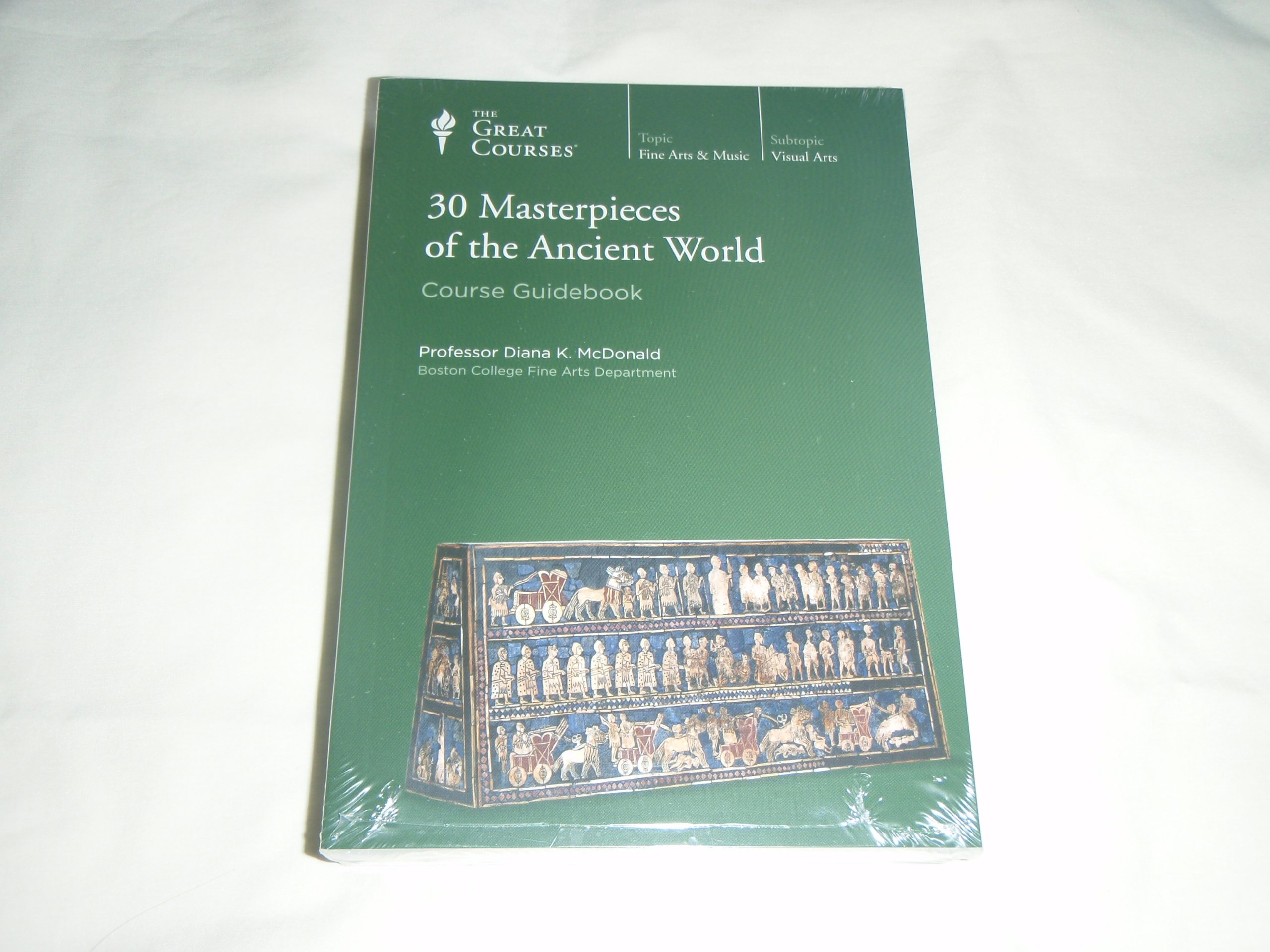 Great Courses 30 Masterpieces of the Ancient World Audio CD ebook