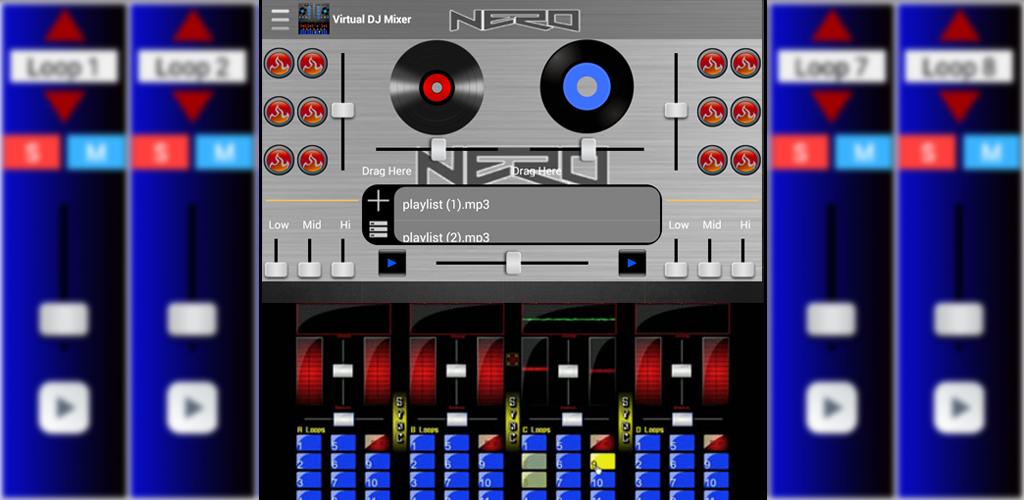 SHOPUS   Virtual DJ Mixer