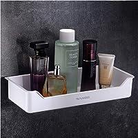 Wangel Douchemand, doucheplank, zonder boren, voor badkamer, plakstrips, pads, sterke montagetape, transparant, ABS…