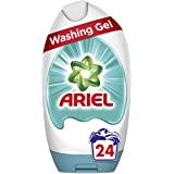 Ariel Washing Gel Touch of Febreze, Cleans Brilliantly Even in Cold Wash, 888 ml, 24 Washes
