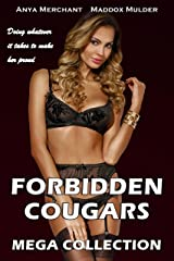 Forbidden Cougars: 13 Book Bundle (Older Woman Younger Man First Time MILF Romance Collection) Kindle Edition
