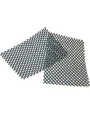 Grille d'aération pour l'aération des joints et la protection des trous d'aération entre les briques contre les abeilles, les guêpes, ou les souris (pour le post-éq) (100, 8x5,5cm)