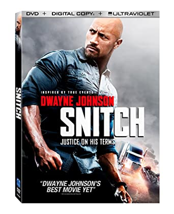 Amazon.com: Snitch [DVD + Digital Copy + UltraViolet ...