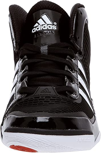 adidas Adipure, Chaussures basketball homme, NoirBlanc
