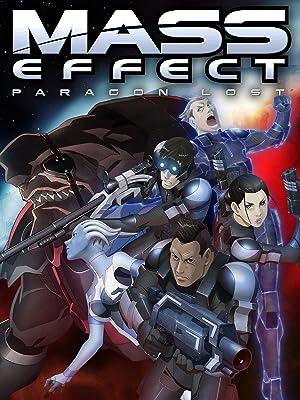 Amazon Com Mass Effect Paragon Lost Atsushi Takeuchi