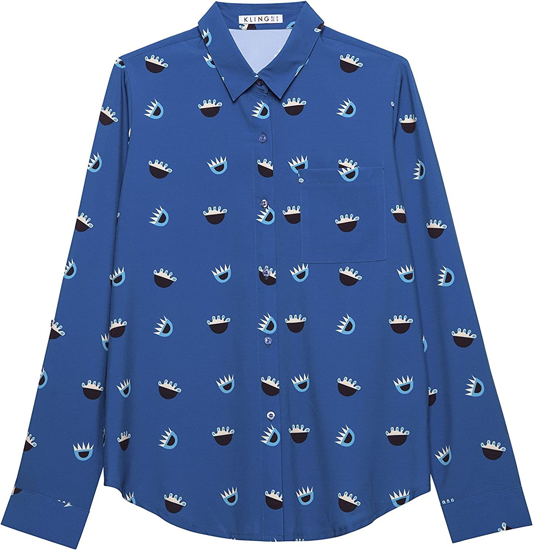 Kling Henri Camisa - SS17-292 - S2: Amazon.es: Ropa y accesorios