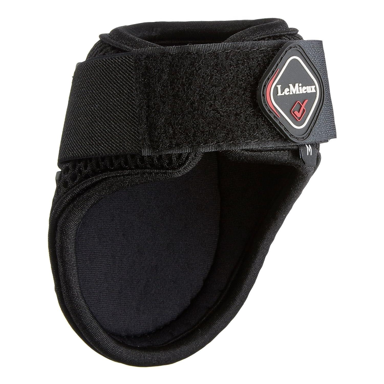 LeMieux Derby Projump Fetlock Boots Black Medium