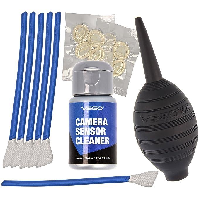 Cámara réflex digital profesional de limpieza de Sensor: Amazon.es ...
