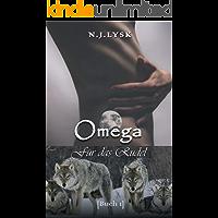 Omega Für das Rudel: Alpha/Beta/Omega Mpreg (Die Sterne des Rudels 1)