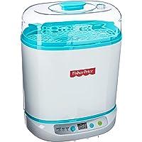 Esterilizador Digital de Mamadeiras e Acessórios 110V, BB303, Multikids Baby, Branco