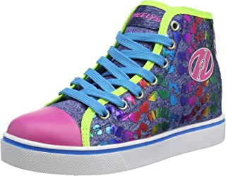 Heelys Girls' Veloz He100566 Hi-Top Trainers