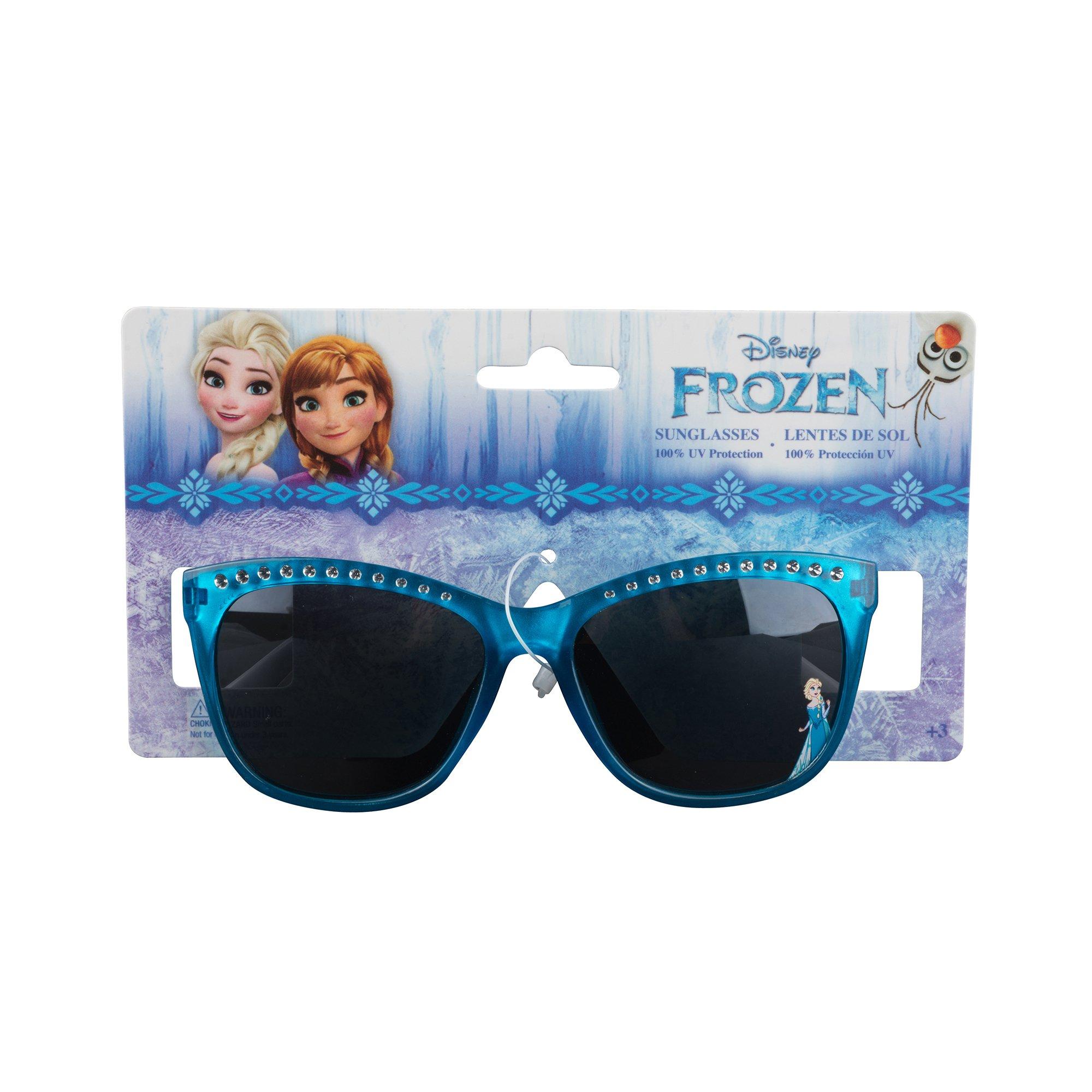Pan Oceanic LTD Wayfarer Disney FROZEN Sunglasses for Girls, Non-polarized