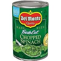 Del Monte Fresh Cut Chopped Spinach, 13.5 Ounce