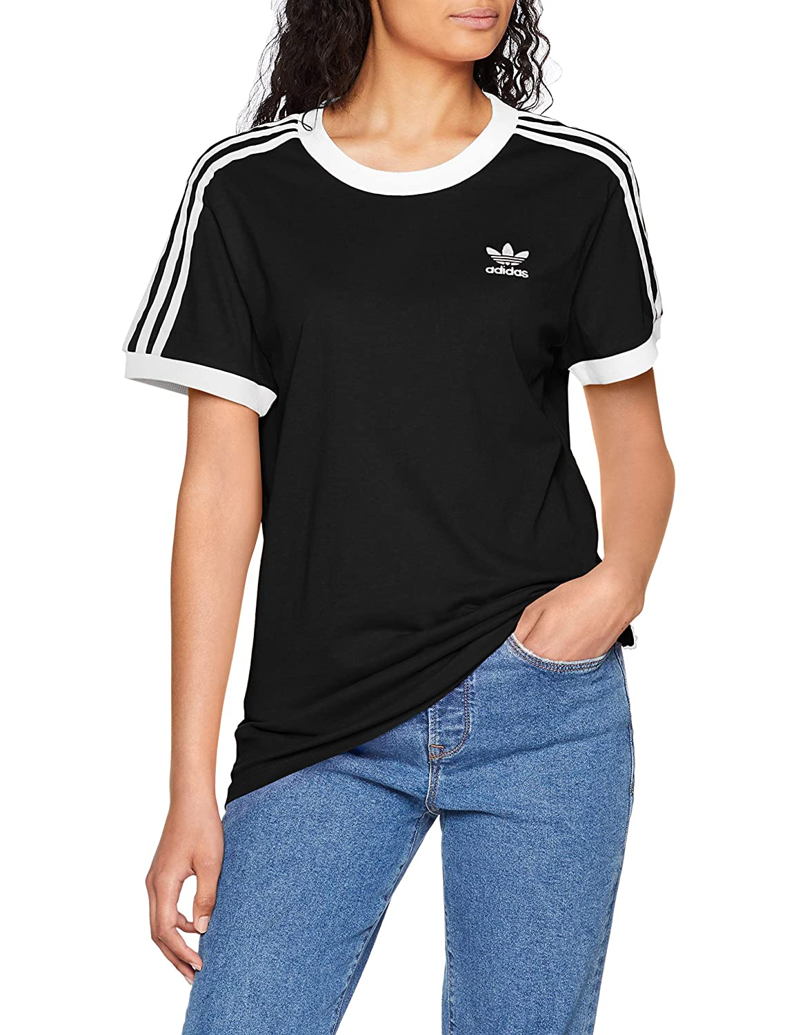 limited guantity new list get online adidas Women's 3 Stripes-Cy4751 T-Shirt