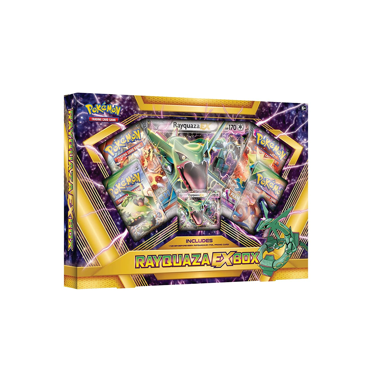 Pokemon TCG: Rayquaza-Box EX Rayquaza-Box TCG: - Karten a1fa2e