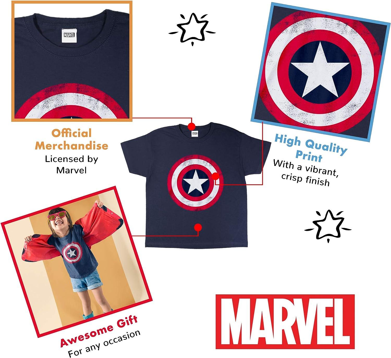 Marvel Avengers Assemble Capitán América Apenada Escudo ...