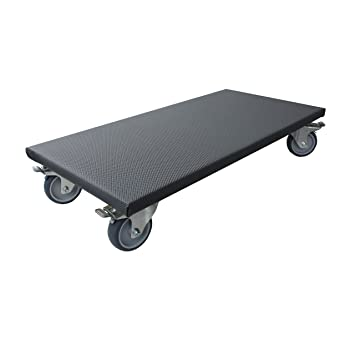 transportroller 200 kg mobelroller 300x600 mm rollbrett hund mobelhund mobel roller rollen gummirad amazon de baumarkt