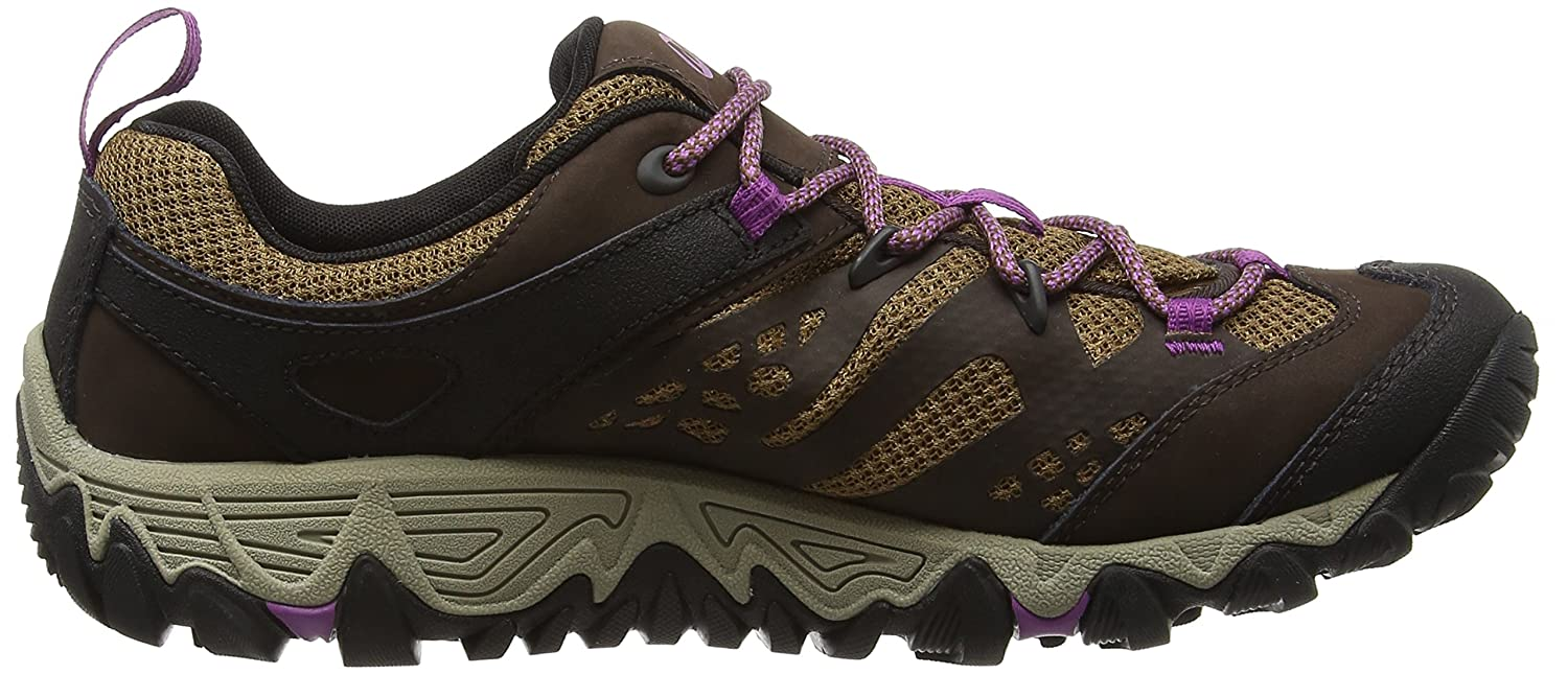 Merrell All Gore-tex Out Blaze Vent Gore-tex All Damen Trekking- & Wanderhalbschuhe dbf054