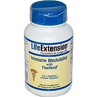 Life Extension Immune Modulator Tinofend Vegetarian Capsules, 60 Count