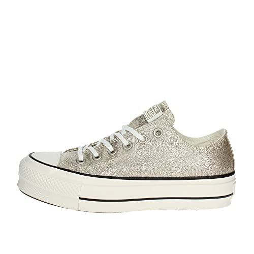 b848f5fee3795c Converse Scarpe Donna Sneakers Basse piattaforna 561041C Ctas Clean Lift  Ox  MainApps  Amazon.it  Scarpe e borse