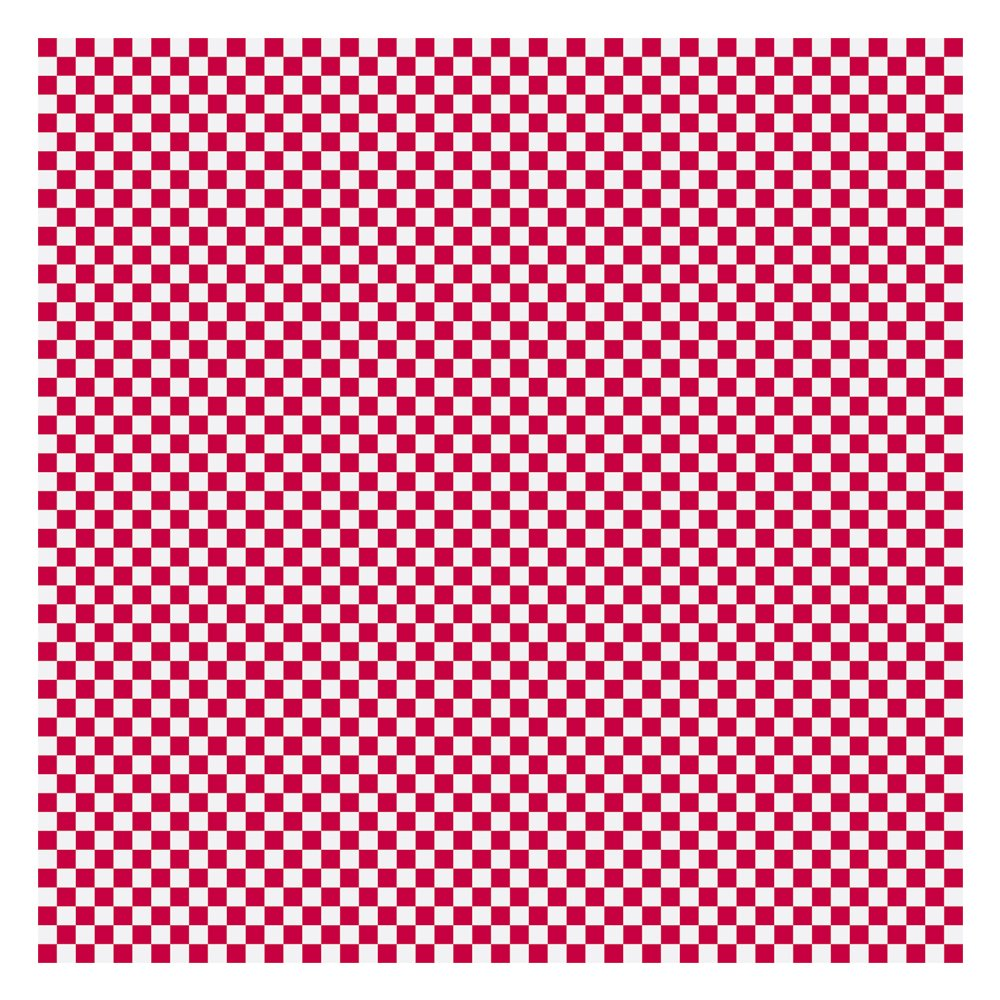 Hoffmaster 110854 Basket Liner/Sandwich Wrap, Red and White Check, 12'' x 12'' (Pack of 2000) by Hoffmaster