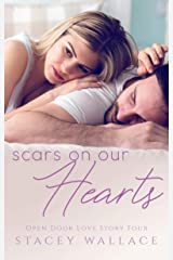 Scars On Our Hearts: A Firefighter Romance (Open Door Love Story Book 4) Kindle Edition