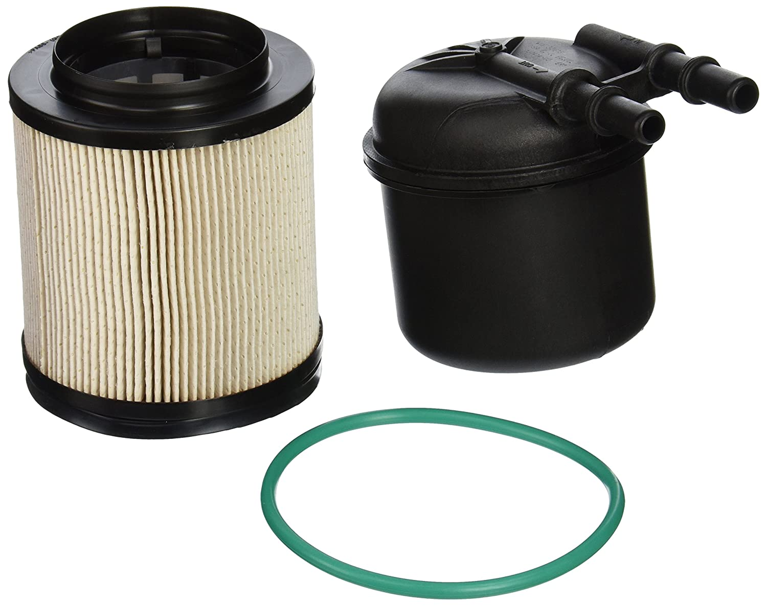 Wix Filters 33615 Heavy Duty Cartridge Fuel Metal Free Filter On 2012 F250 Pack Of 1 Automotive