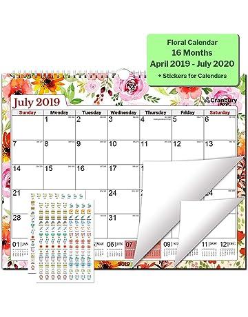 Uc Calendar 2020-16 Wall Calendars   Amazon.  Office & School Supplies   Calendars