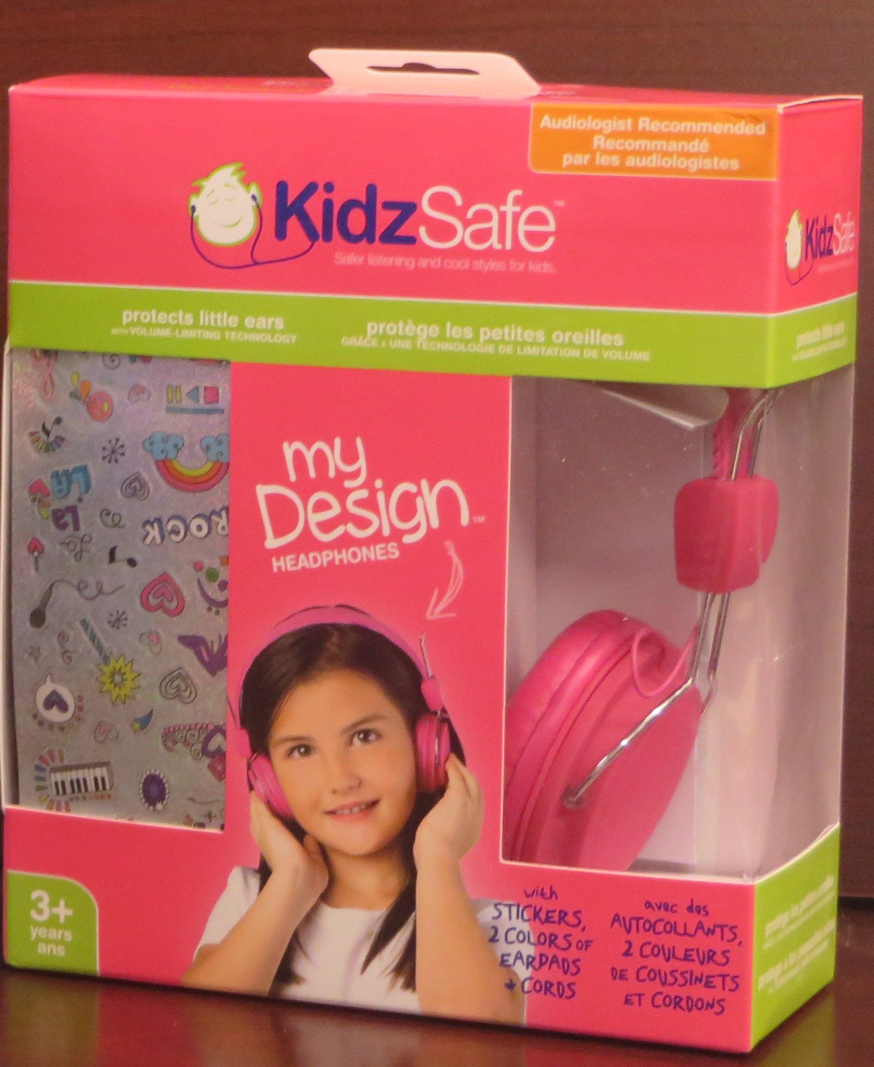 Kidz Safe my Design headphones by SMS audio (Image #1)