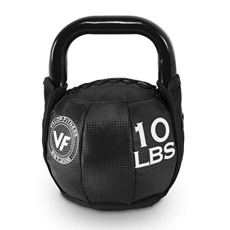Valor Fitness SKB Soft Kettlebells 10, 15, 20, 25, 30, 35 lb. Options