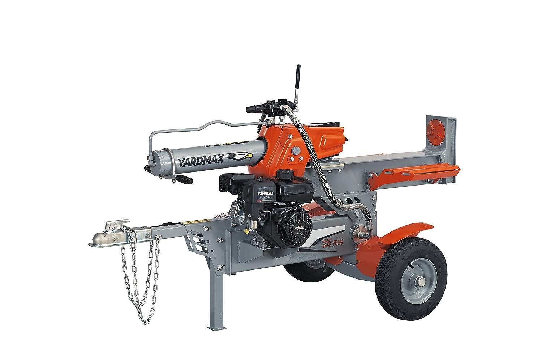 2. YARDMAX YS2565 25-Ton Half Beam Gas Log Splitter