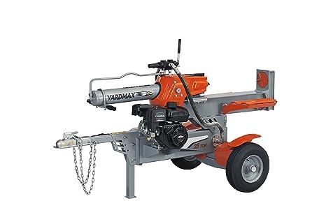 YARDMAX YS2565 25 Ton Half Beam Gas Log Splitter 4 Way Wedge Briggs Stratton CR950 6 5HP 208cc