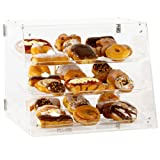VIVO 3 Tray Acrylic Display Case, 21 x 17 x 16