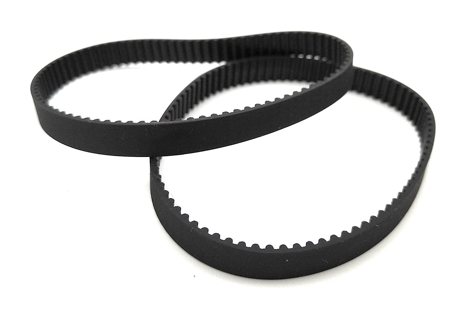 GT2  Closed Timing Belt Width 6  mm 2  pieces (many Lengths Available), 96 mm, 2 Turmberg3D