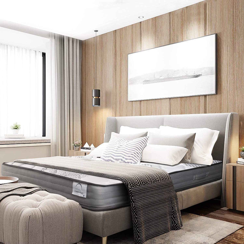 Lisabed Flex   Colchón Olinda-Flex 150 x 190   Viscoelástico de Grafeno de Alta Densidad   Reversible Invierno/Verano   Gama Prestige Hotel   Todas Las Medidas
