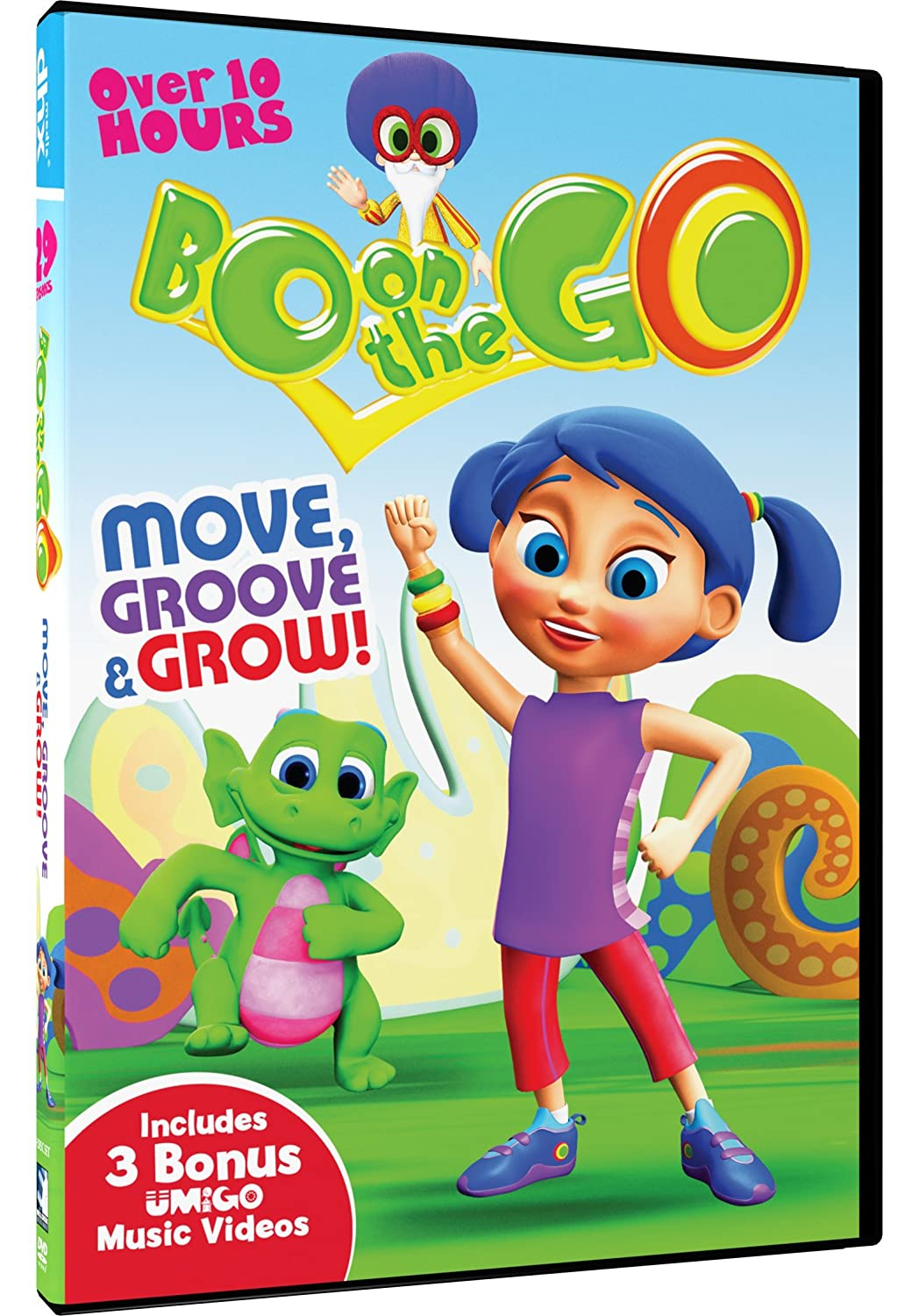 Bo Book Color Play - Amazon com bo on the go move groove grow 29 episodes bo dezzy various movies tv