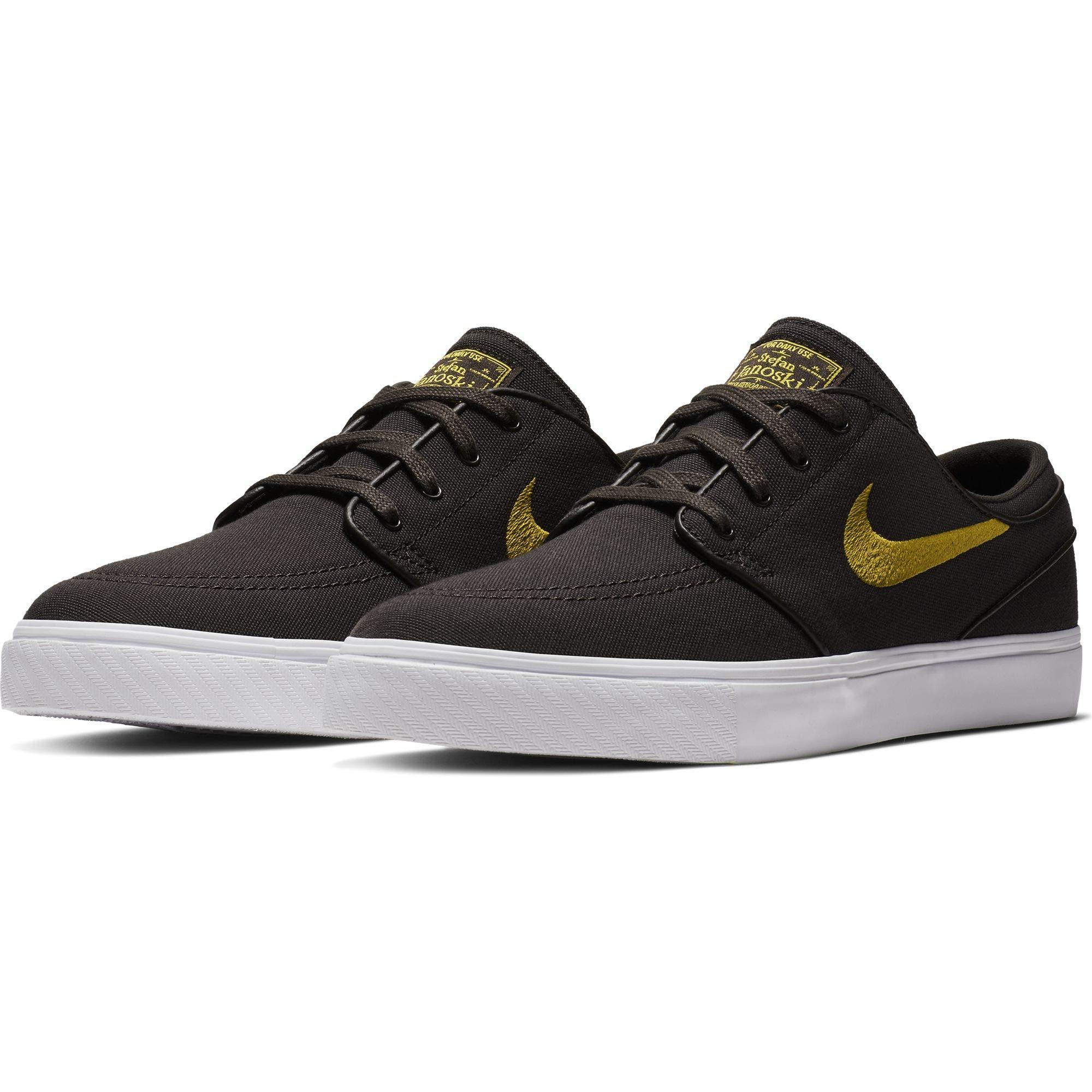 100% authentic 1f006 a2699 Galleon - Nike SB Zoom Stefan Janoski Canvas Men s Shoes - 615957 (11 D(M)  US, Velvet Brown Peat Moss)