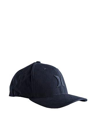 Nike Hurley Gorra One & Only Black Flexfit Negro L/XL: Amazon.es ...