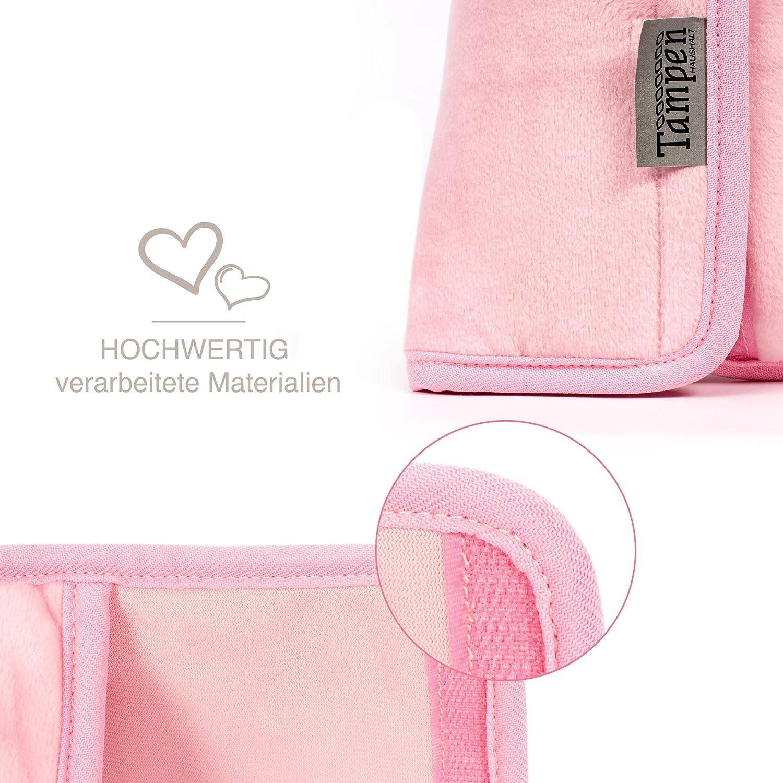 Tampen Almohadillas para cinturón de seguridad para niños /· Probado para sustancias nocivas /· Lavable en la lavadora /· Super suave /· Almohada para cinturón de seguridad /· 30cm x 12cm /· Gris /· Mono