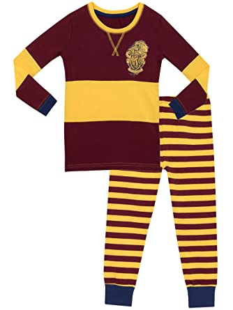 Harry Potter Girls Harry Potter Pajamas Size 8